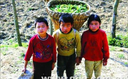 贵州留守儿童之殇