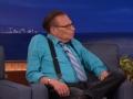 《柯南秀片花》拉里·金自嘲无法退休 坐飞机曾遇引擎爆炸