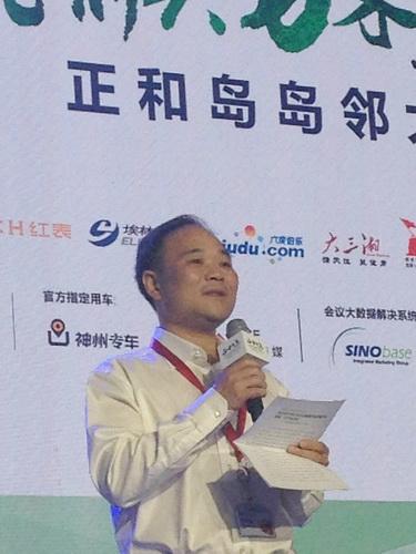 图:吉利控股集团董事长 李书福