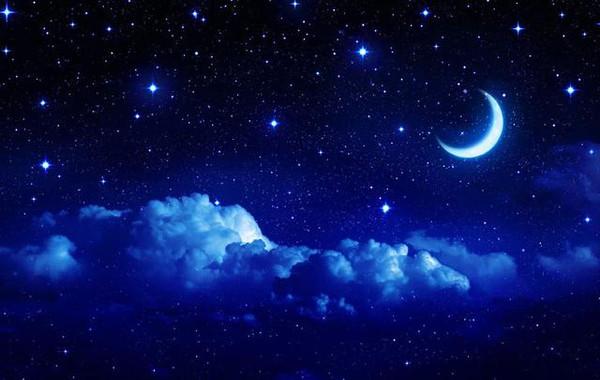今夜你在哪里:月亮