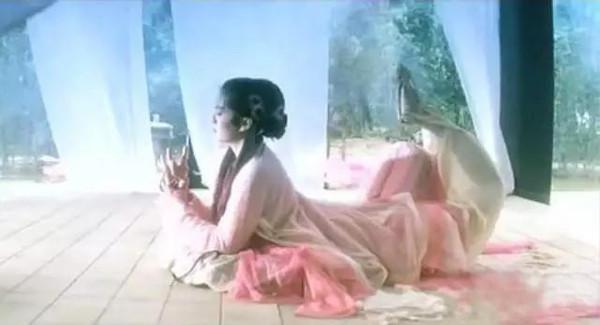 当电影《青蛇》变成古画,美得让人想哭图片