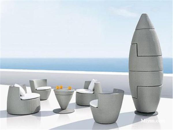 10款多功能创意家具设计,绝对超乎你想像