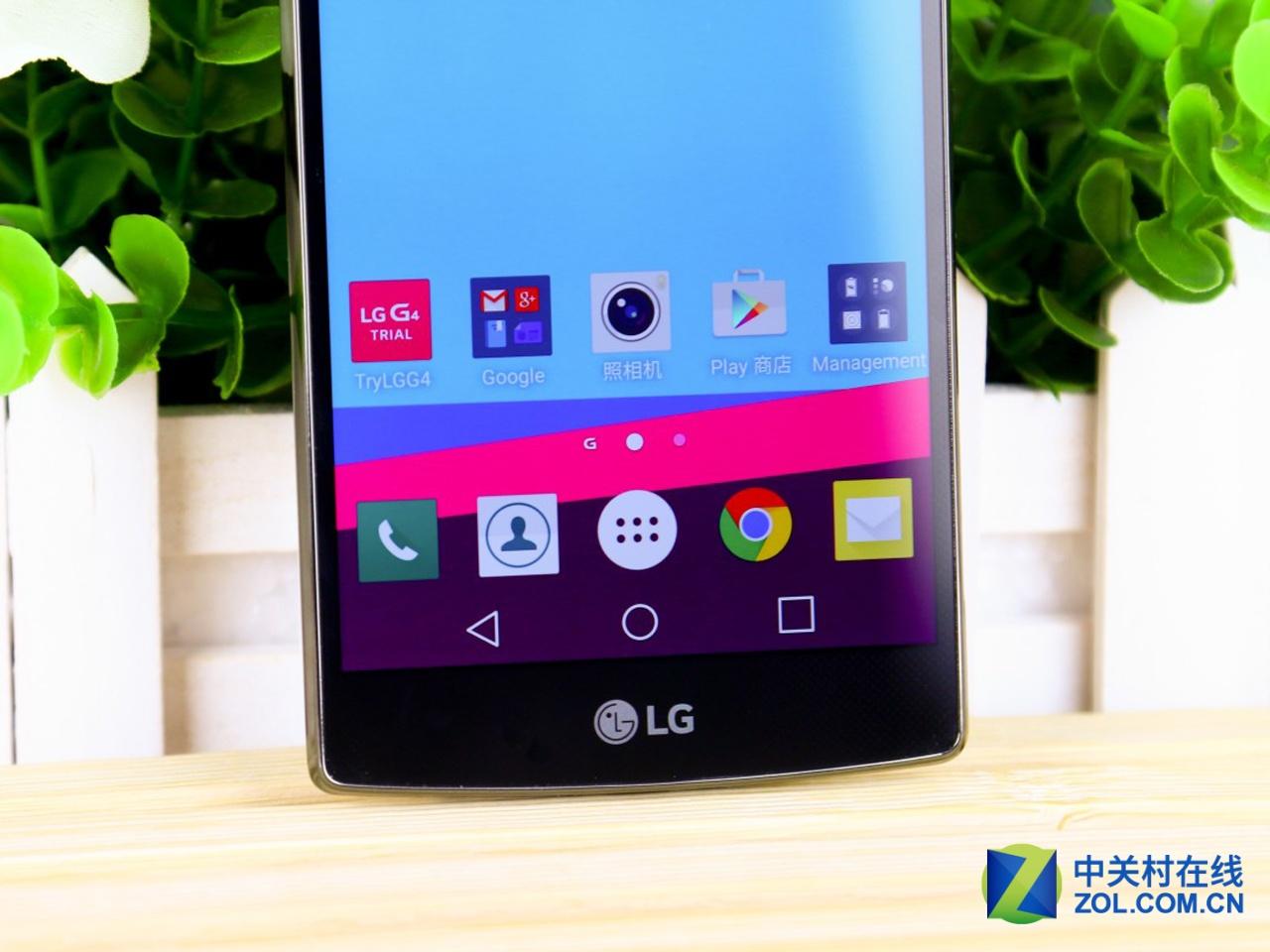 图为 LG G4