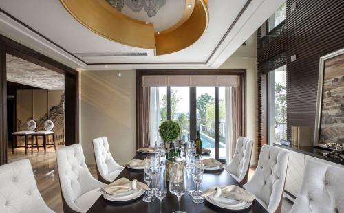 现代装修,经济型别墅