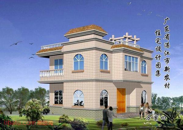 农村自建房设计效果图