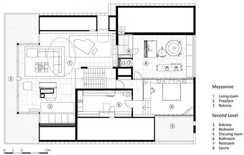 120平方别墅设计图