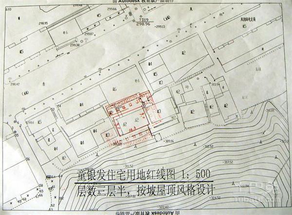 看建筑工程图纸农田水利小型大冶金牛v图纸图纸图片