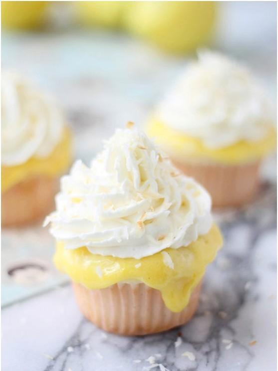 5种柠檬小清新甜点,超赞的哟!