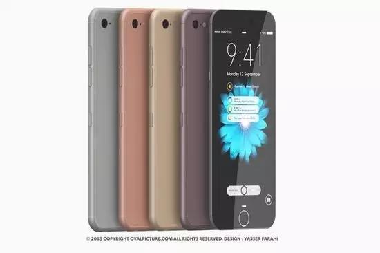 并且支持240FPS超慢速摄影等.-iPhone 7前置摄像头将配闪光灯