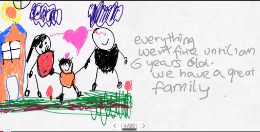 爸爸妈妈的竖笛谱-爸妈离婚后,我的幸福生活