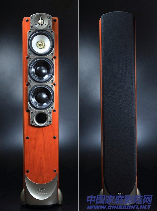 一般在家庭影院音响系统中主箱,中置和环绕音箱都是无源的,超低音音箱