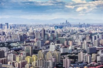 报告称京沪绿色建筑面积超美国大城市(图)