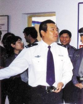福建省福州市公安局原副局长 王振忠
