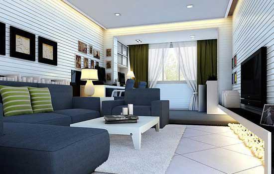 家居 起居室 设计 装修 550_350图片