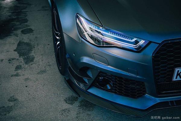 最速旅行车 ABT改装奥迪RS6