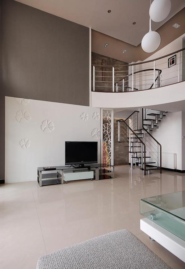 现代平房设计效果图