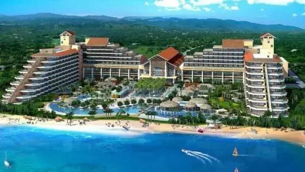 岘港富丽华度假酒店 越南岘港旅游中文地图图片