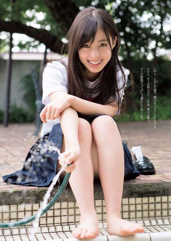 盘点日本那些千年一遇的美少女 搜狐 竖