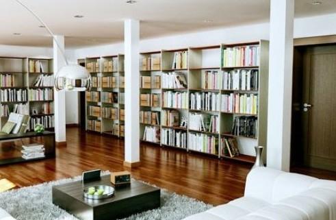 美得书柜复用效果图创意让人窒息设计设计建筑图片