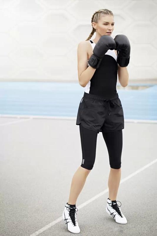健身房穿什么 运动也要美美哒