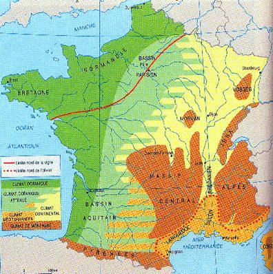 手绘西班牙地图