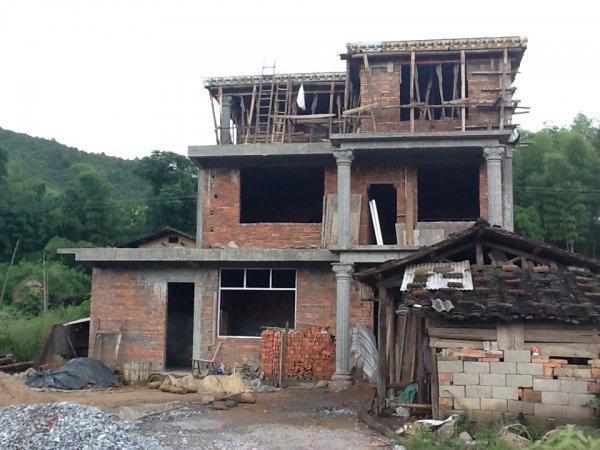 农村自建房装修窗帘农村自建房窗帘图片4