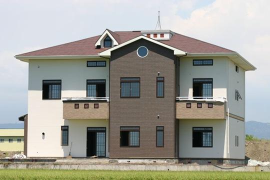 农村民宅设计效果图图片