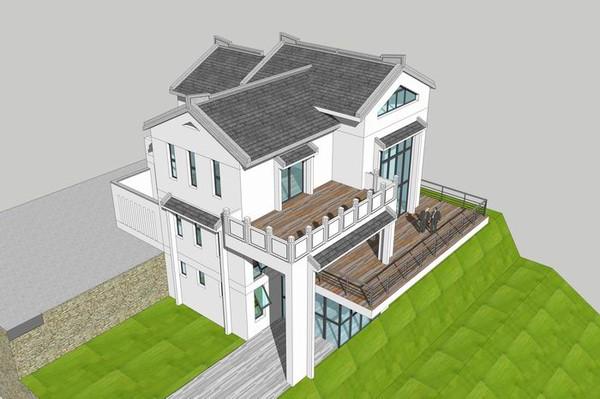 度假别墅结构设计报价