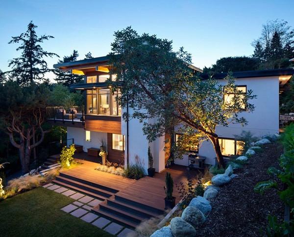 欧式别墅设计案例精选,设计房子,找不到平台就上『猪八戒工程网』!