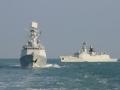 中国海军在西太平洋远海训练 日本很紧张
