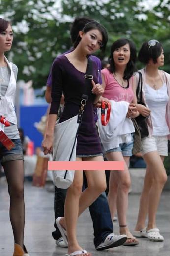 中国十大美女城市:看看你家乡排名是第几
