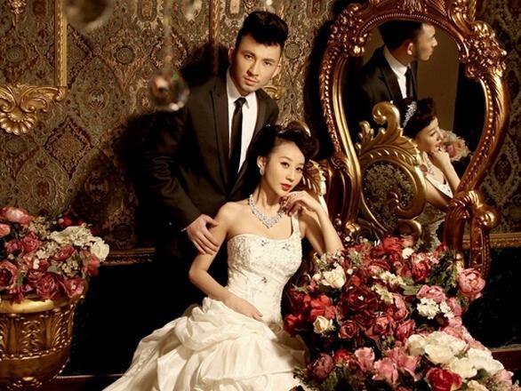 北京婚纱摄影:欧式婚纱照的四个布置要点图片
