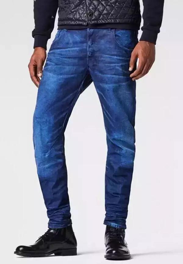 g-star经典裤型:3d牛仔结构设计