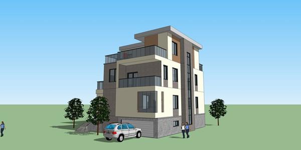 别墅屋顶造型设计图
