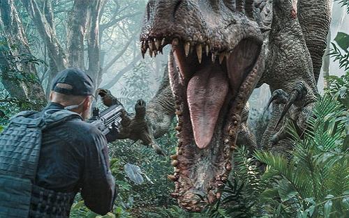 赛默飞:在《侏罗纪世界》电影中制造超级基因恐龙