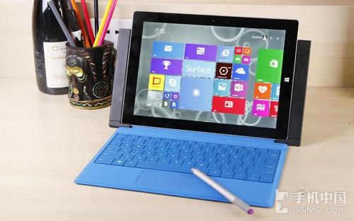 更薄更轻更实惠 微软Surface 3平板评测