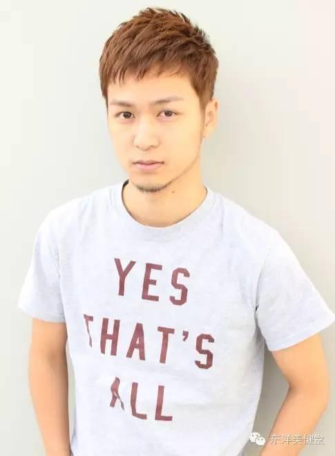 2015杀遍日本少女心的美男子TOP10短发-搜狐怎么自己剪齐肩发型图片