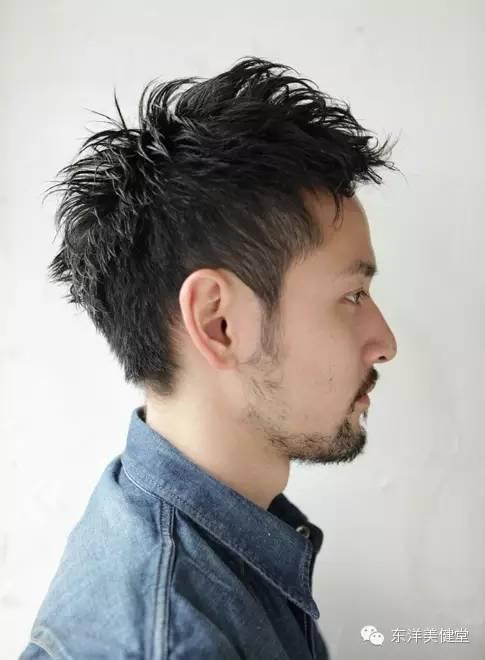 2015编发日本少女心的美男子TOP10图片-搜狐简单的发型头发征服披肩图片