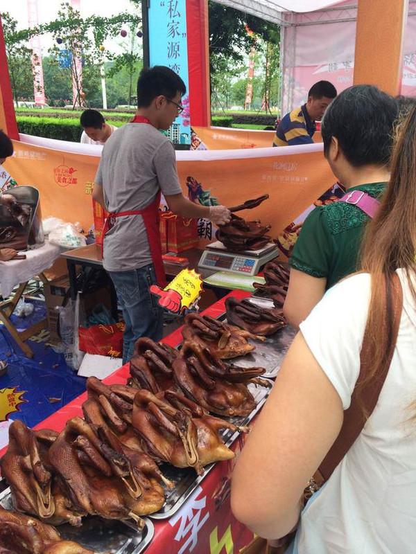 最强端午美食节继续送路线,速领!-搜狐汕头福利老美食市区图片