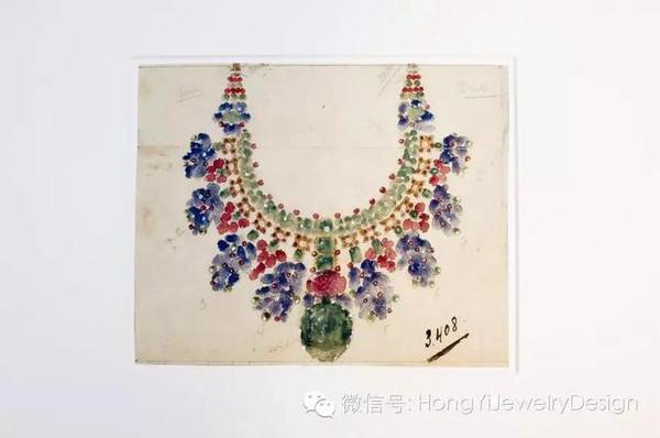 上帝把设计珠宝的使命教给了卡地亚