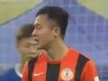 中超视频-冯仁亮内切重炮弧线球稍偏出 人和VS永昌