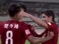 视频-中超第14轮最佳球员 达维梅开二度助上港取胜