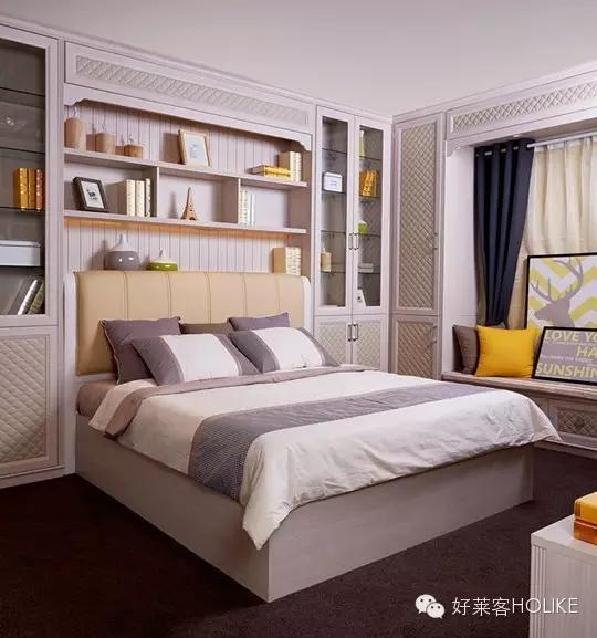 床头护墙板有降温功效?图片