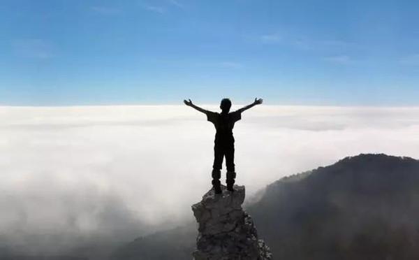 当你到达山顶,其实一无所有