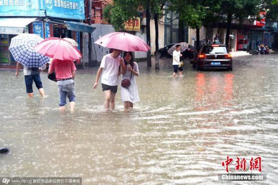 民政部:南方近日洪涝灾致9人死亡3人失踪
