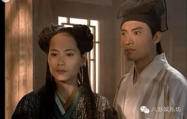 马景涛周海媚叶童,94版《倚天屠龙记》三大主演图片