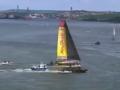 视频-沃尔沃环球帆船赛落幕 季军东风队创历史