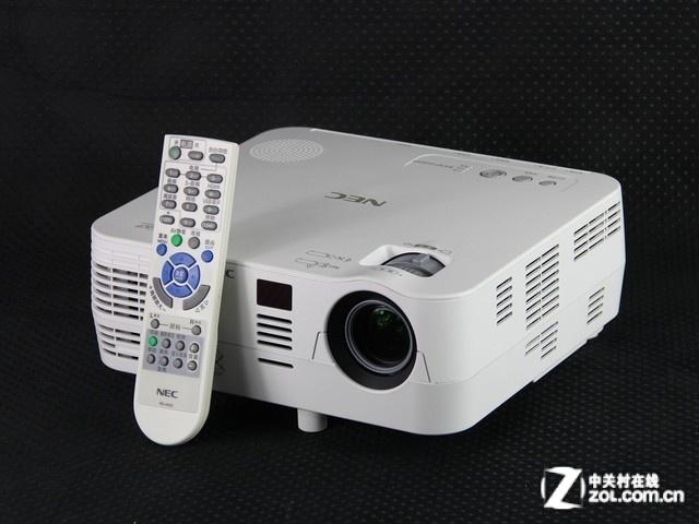 超值XGA投影 NEC VE280X+京东2499元