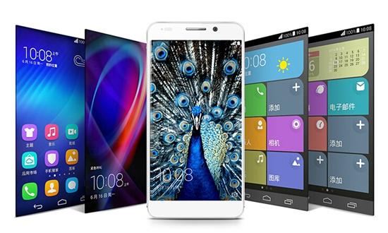 华为荣耀6移动4G手机3GB标准版历史最低1499元