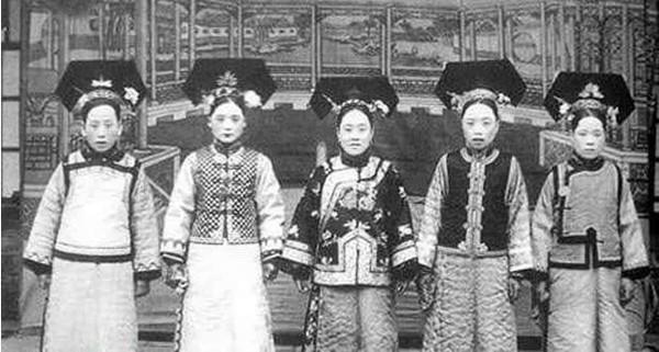 清朝后宫妃嫔那么丑,美女原来都在这儿 晚清那些美丽的王妃高清图片